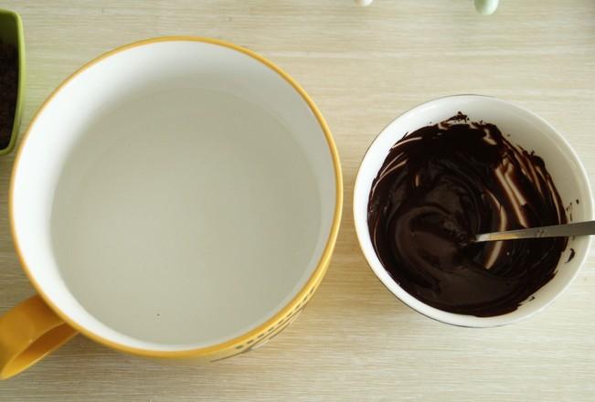 巧克力夹心派的做法图解