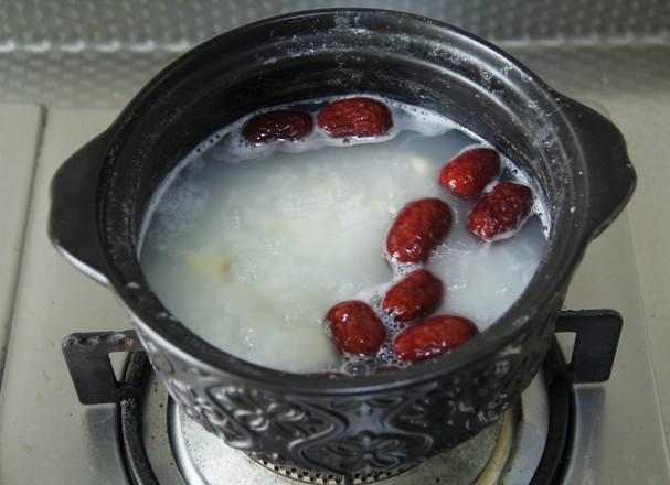 冰糖红枣莲子粥怎么炒