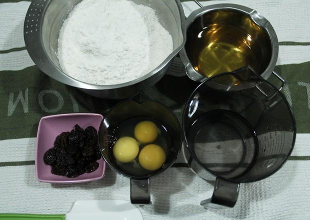 预拌粉葡萄干玛芬的做法大全