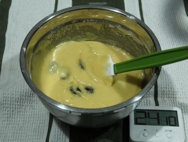 预拌粉葡萄干玛芬怎么煮