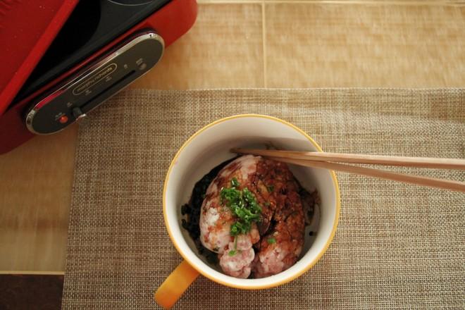 香菇胡萝卜肉饼的做法图解
