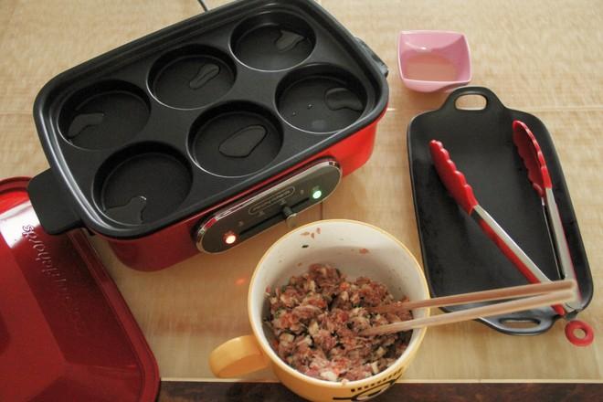 香菇胡萝卜肉饼的简单做法