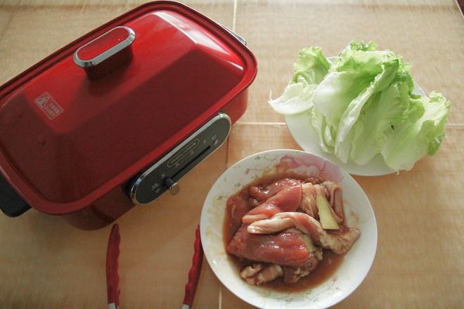 家庭版烤肉的简单做法