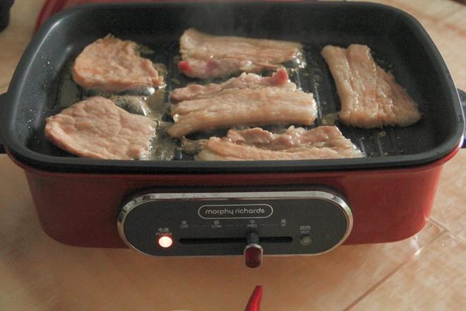 家庭版烤肉怎么炒
