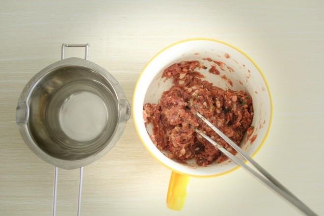 鲜肉小馄饨的步骤
