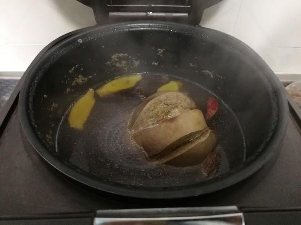 卤猪肝的简单做法