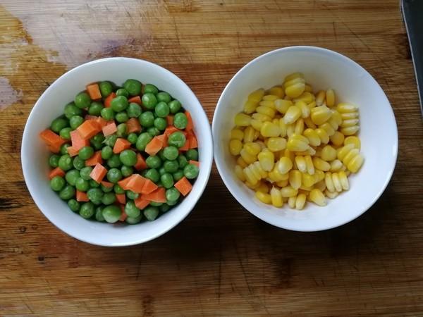 豌豆玉米粒的做法大全