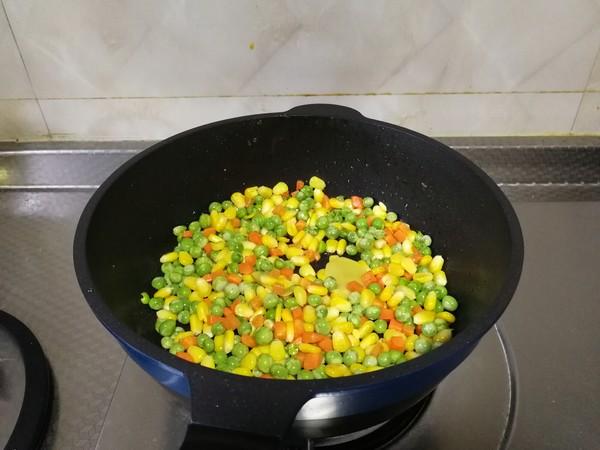 豌豆玉米粒怎么吃