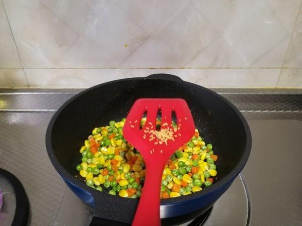 豌豆玉米粒怎么煮