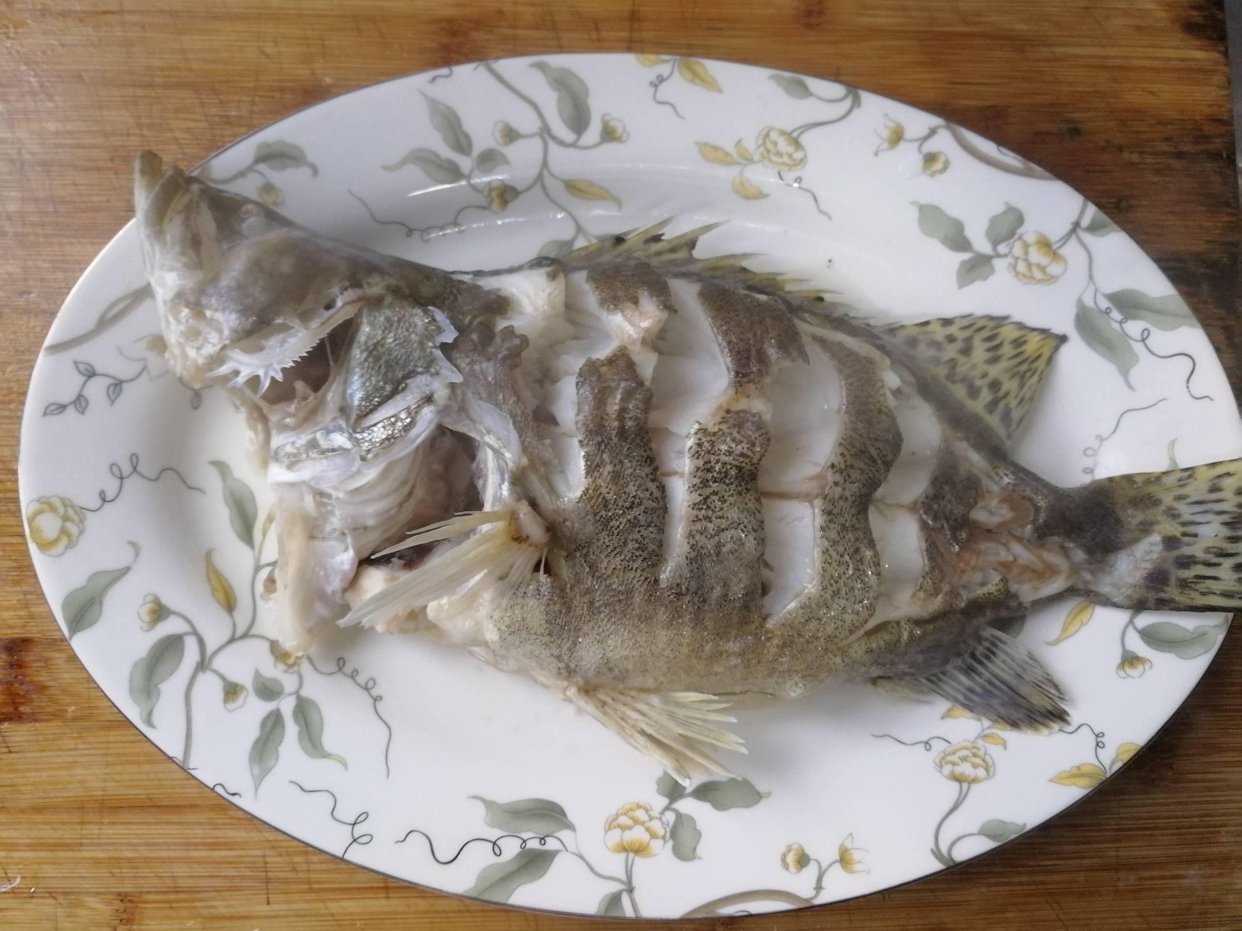 清蒸鳜鱼的简单做法