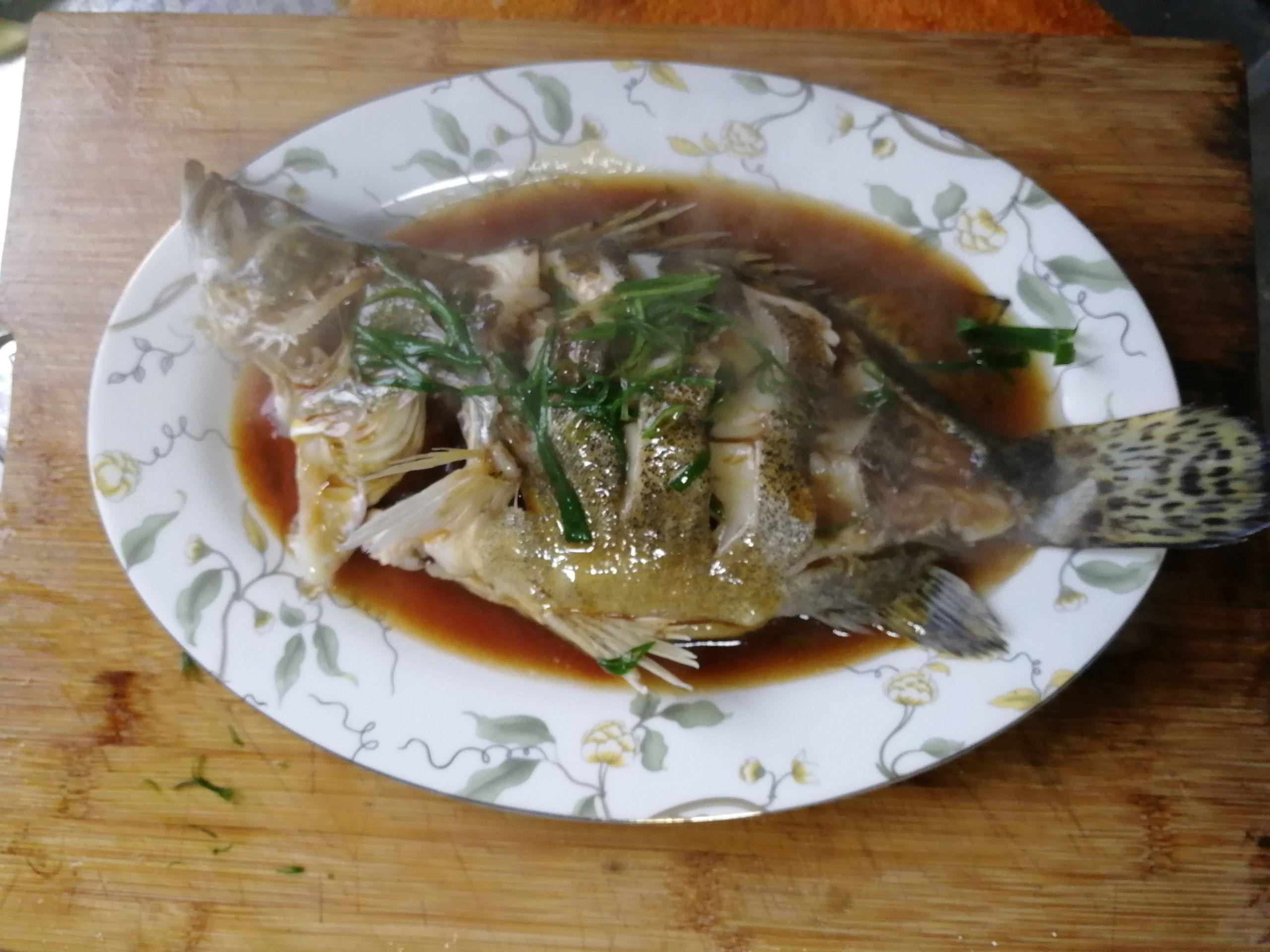 清蒸鳜鱼怎么炒