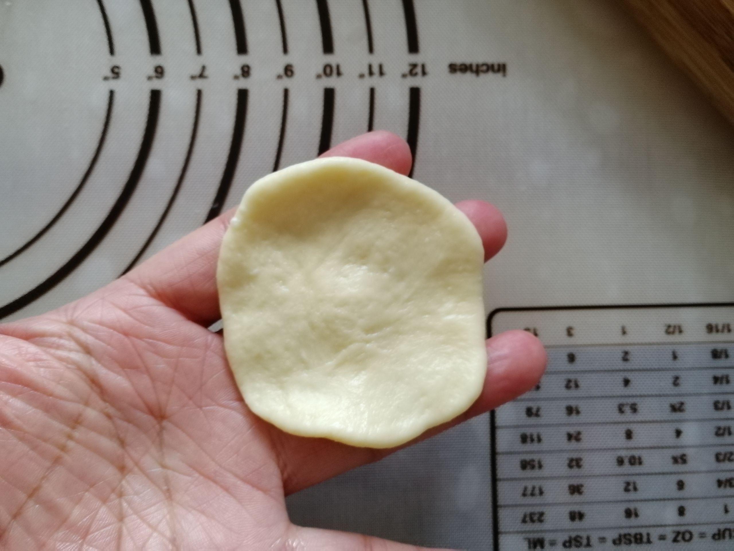 玫瑰花挤挤面包怎么煮