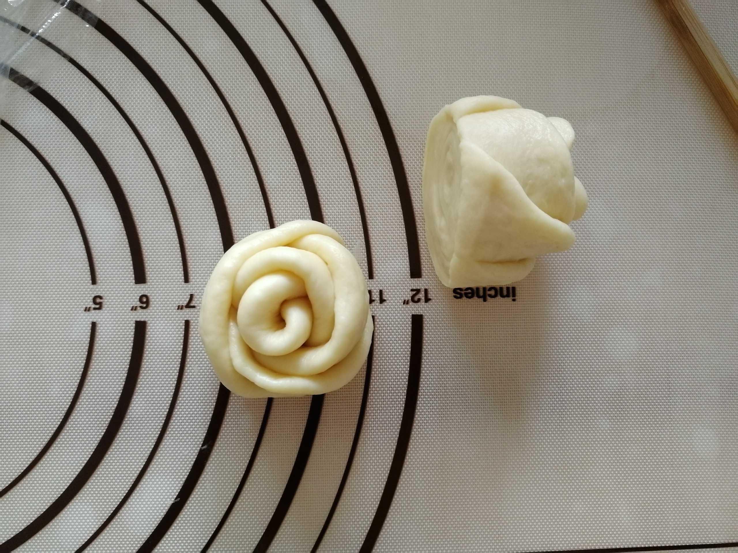 玫瑰花挤挤面包怎样炒