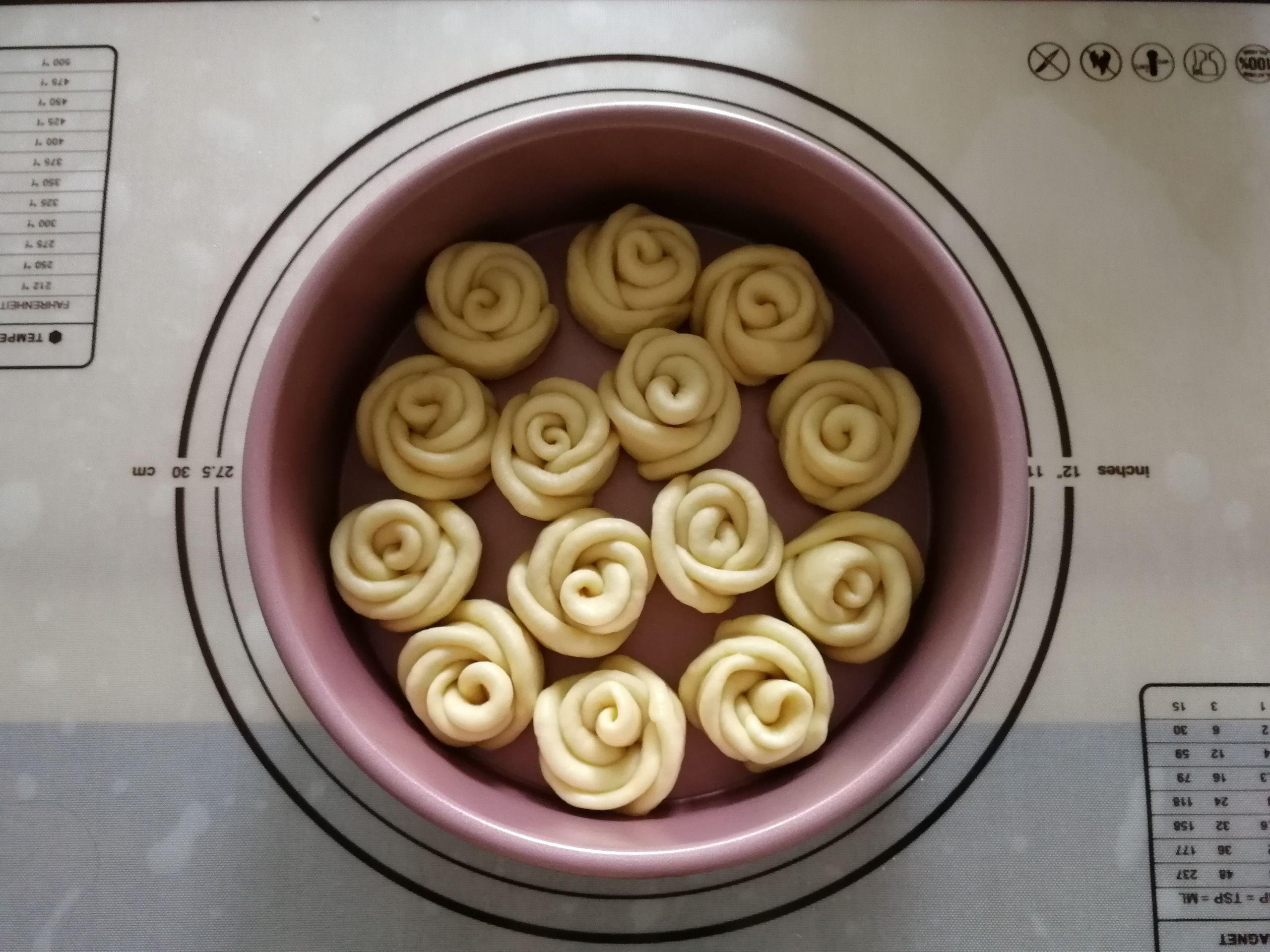 玫瑰花挤挤面包怎样煮
