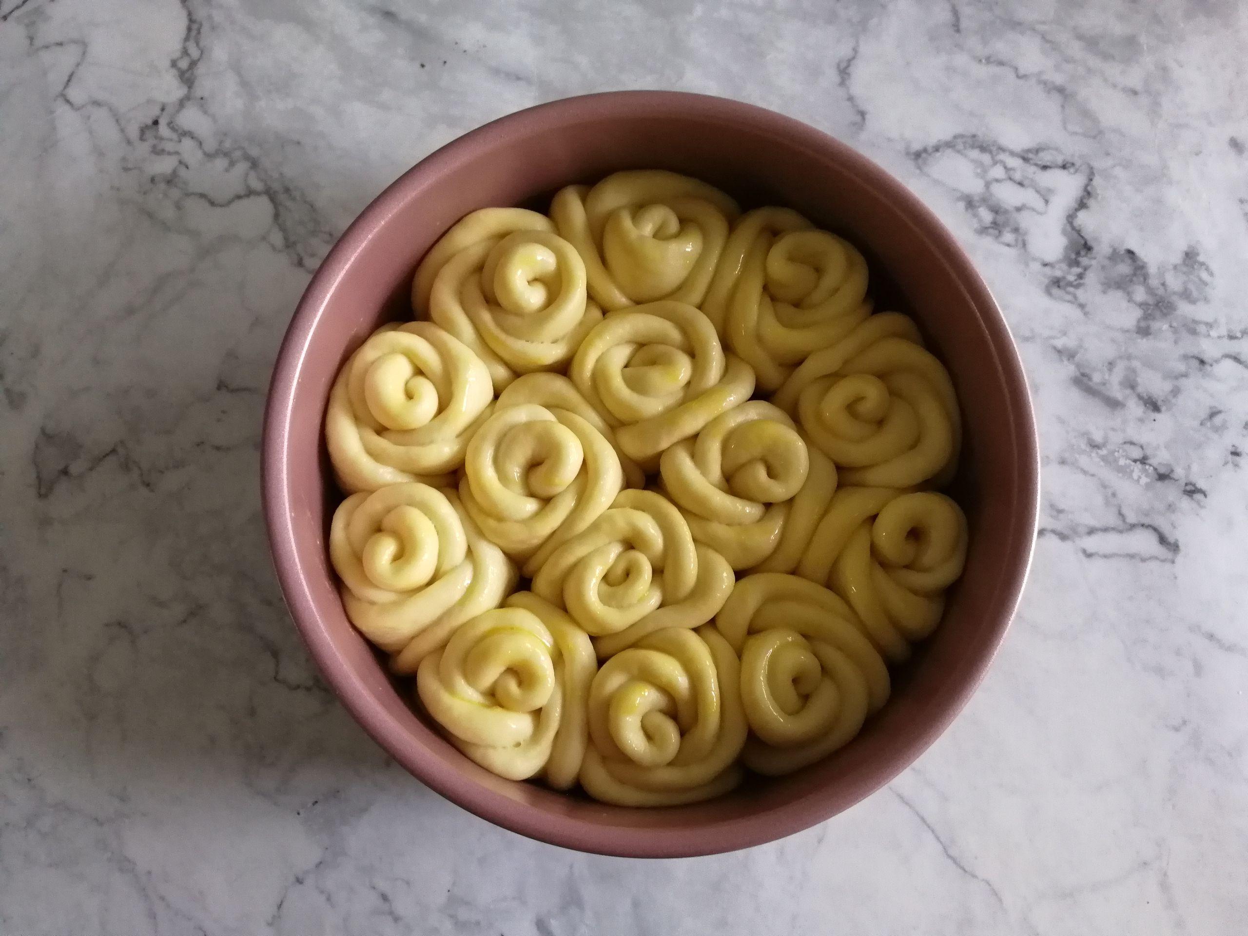 玫瑰花挤挤面包怎样炖