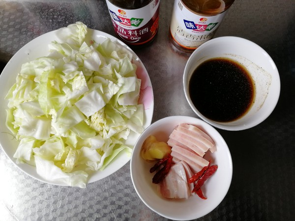 酸辣包菜炒肉的做法大全