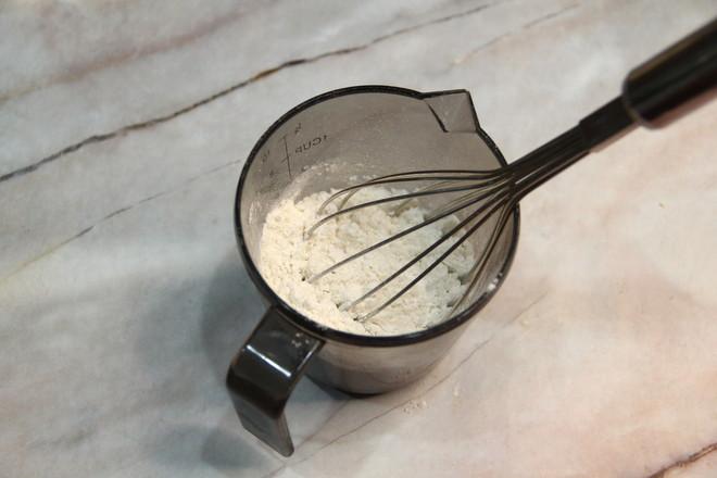 荞麦粉玛芬蛋糕的做法图解