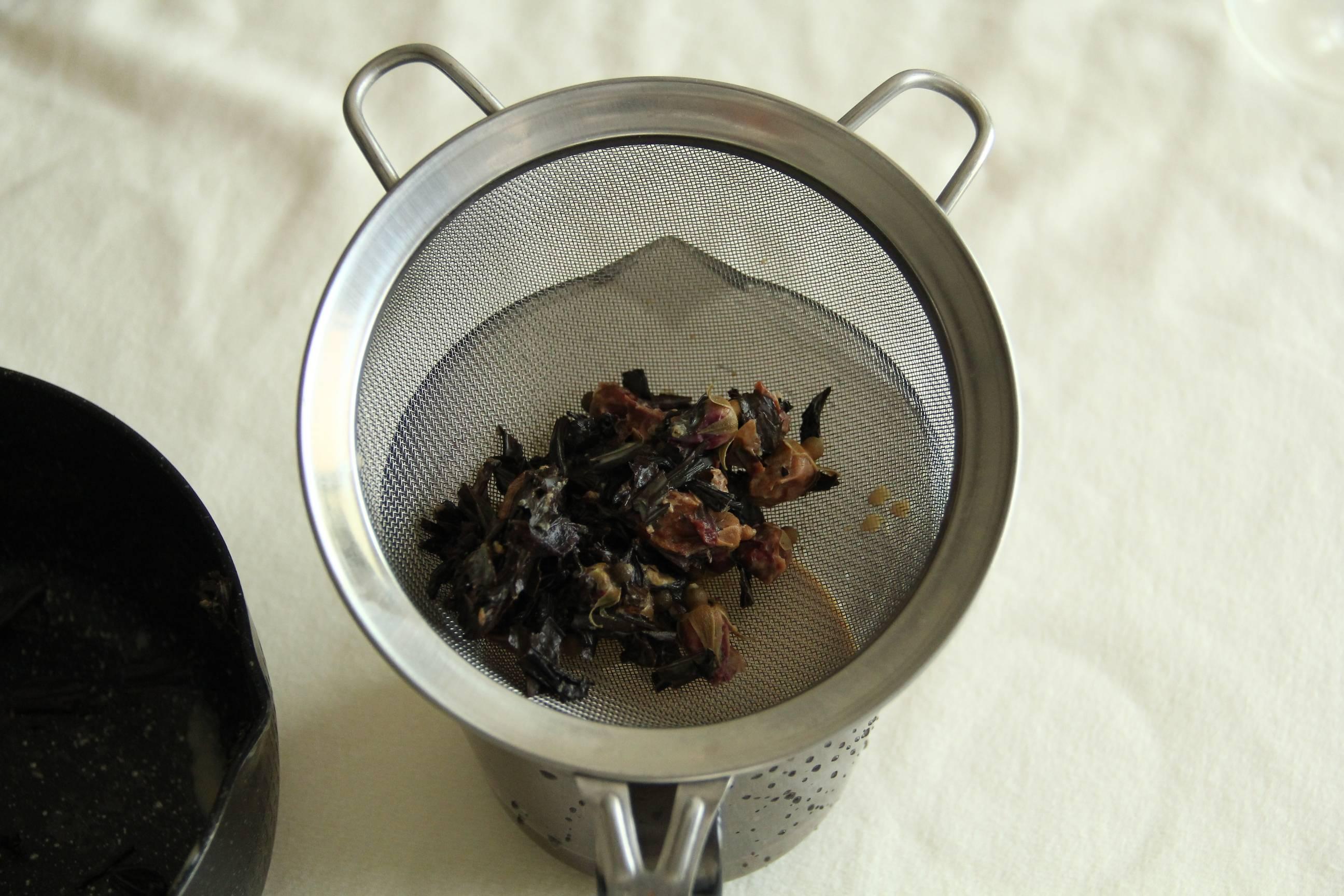 玫瑰花奶茶的家常做法