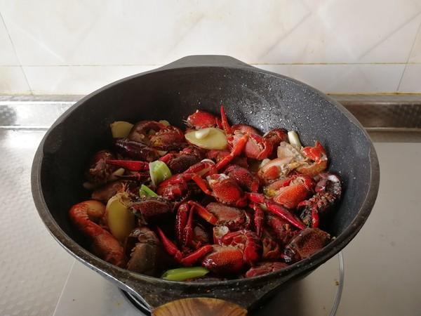 蒜香麻辣小龙虾的简单做法