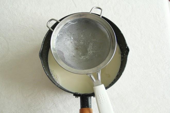 网红芝士烤牛奶块的家常做法