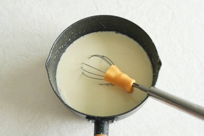 网红芝士烤牛奶块的简单做法