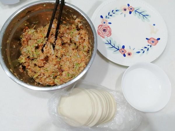 葱花煎饺,外焦里嫩,一口鲜香怎么炖