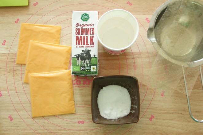 奶香浓郁,妈妈牌爱心奶酪棒的做法大全