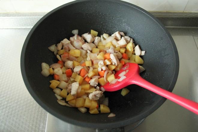 好吃的咖喱鸡肉饭的简单做法