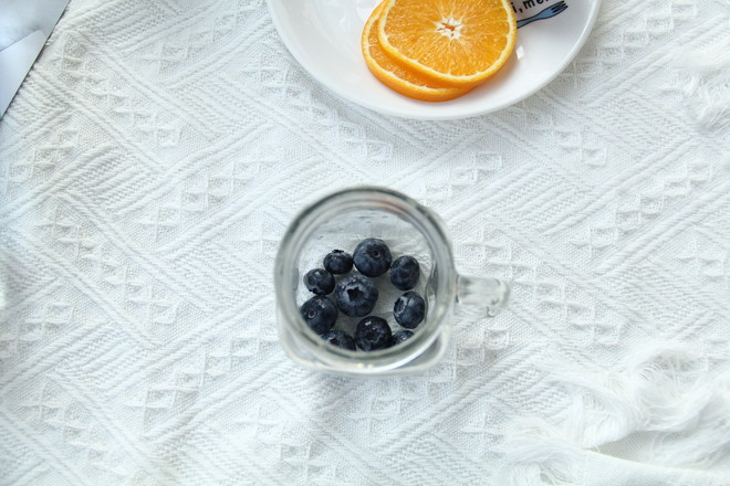 界界乐橙橙莓果气泡饮的做法图解