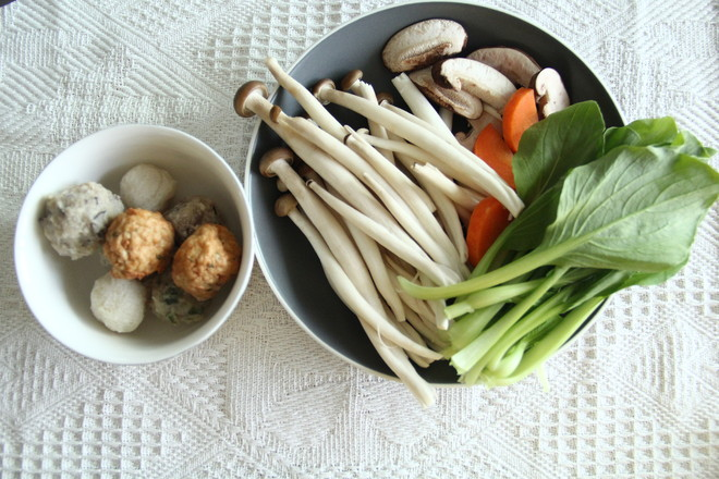 菌菇小火锅的做法大全