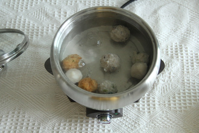 菌菇小火锅的做法图解