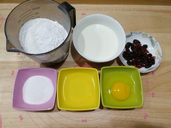 蔓越莓烤年糕的做法大全