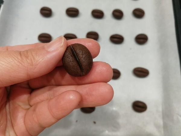 咖啡豆饼干怎么做