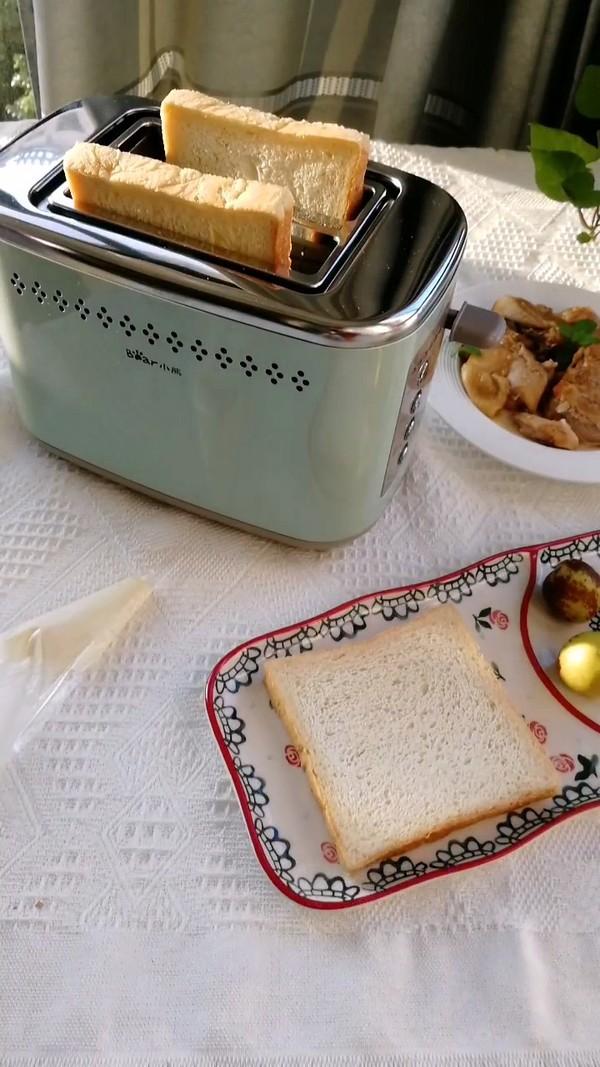 流心鸡肉三明治的做法大全