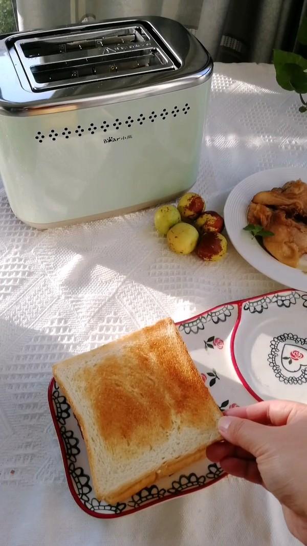 流心鸡肉三明治怎么吃