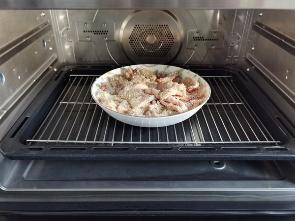 简单方便的蒸菜安排!粉蒸肉,肥而不腻怎么吃