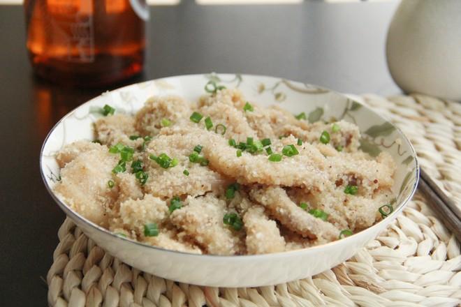 简单方便的蒸菜安排!粉蒸肉,肥而不腻怎么做