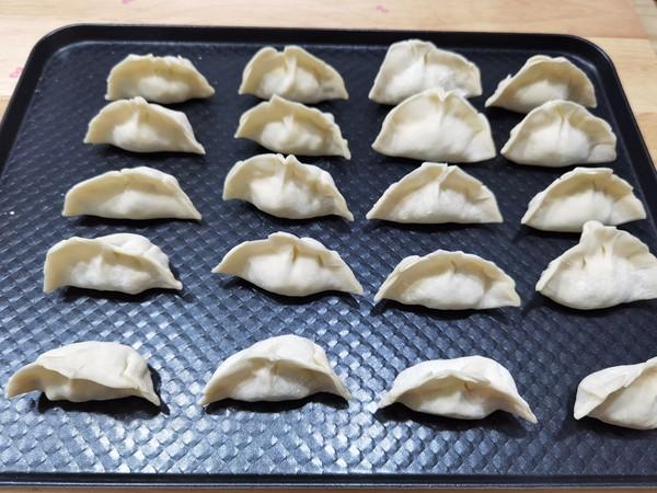 西葫芦素馅煎饺怎么煮