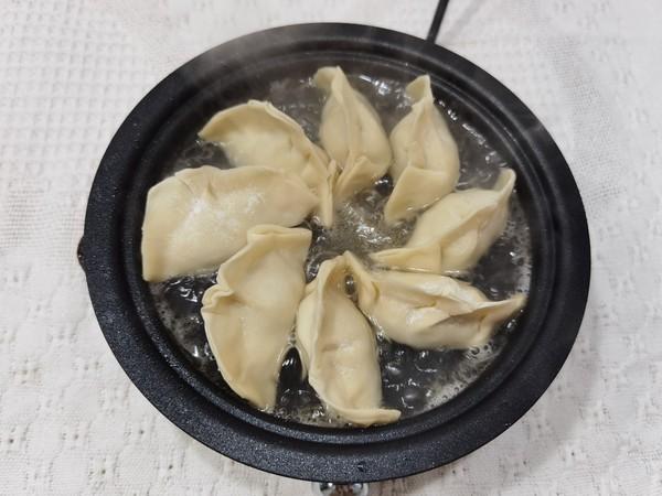 西葫芦素馅煎饺怎么煸