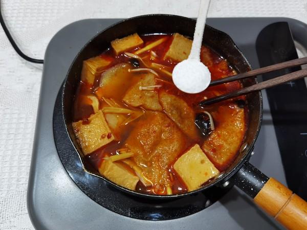 一碗麻辣烫,麻辣鲜香的简单做法