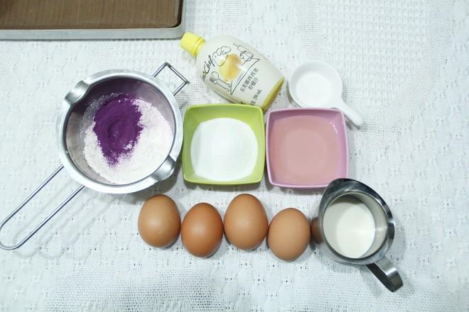 紫薯粉雪域小贝的做法大全