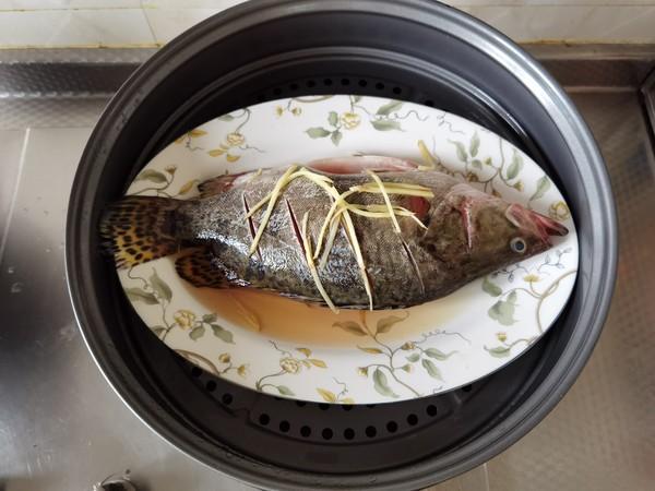 油淋鳜鱼的简单做法