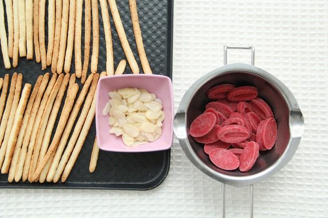 酸甜草莓味百奇棒怎么煮