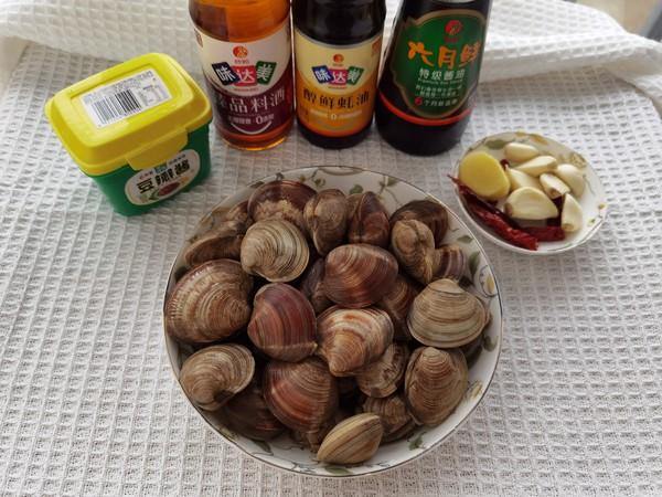 酱炒蛤蜊的做法大全