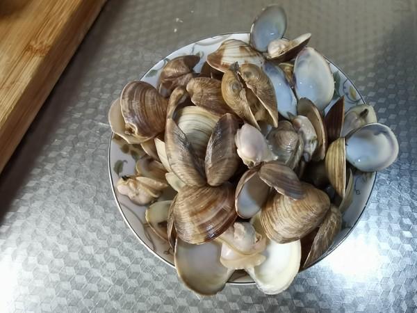 酱炒蛤蜊的家常做法