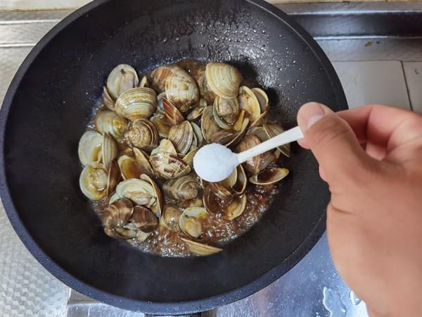 酱炒蛤蜊怎么煮
