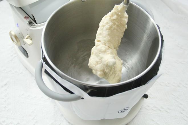 椰丝奶油包,小时候的味道!的做法图解