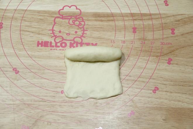 椰丝奶油包,小时候的味道!怎么煮