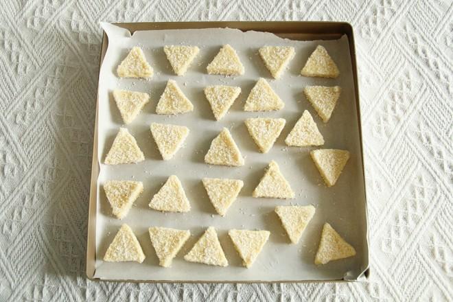 微甜不腻的椰蓉三角酥怎样做