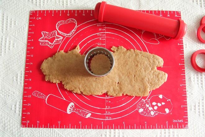 操作简单的全麦消化饼干怎么做